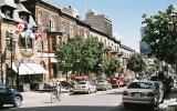 La rue Crescent