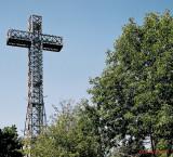 La croix sur le Mt-Royal