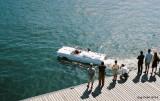 Les mariés flottants