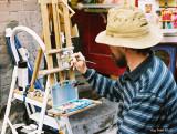 Peintre miniaturiste