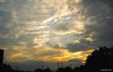 Coucher de soleil Anjou