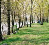 Le Parc urbain de Candiac