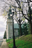 Vue de l'église de l'Assomption