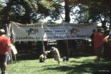 Manifestation au Parc Lafontaine