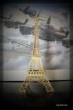 La Tour Eiffel dans les années 41
