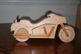 motorcycle bandsaw box