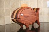 Fish bandsaw  box