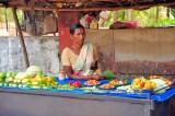 Temple Fruit Seller