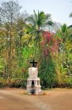 The Cross at Crossroads, Very Goan!...