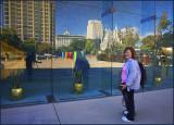 Reflections of Gina