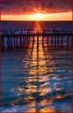 Redondo Pier Sunset