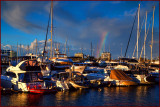 Marina Del Rey Rainbow