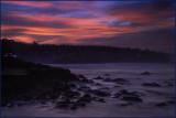 Ethereal Moonstone Beach Sunrise