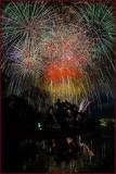 July 4th Fireworks Rose Bowl