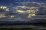 California Desert Monsoon