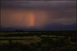 Arizona Monsoon Rainbow