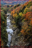 The Quechee Gorge