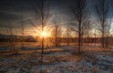 Whitehorse Sunrise Yukon