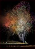 Manhattan Beach Pier Fireworks