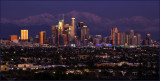 Los Angeles Winter Twilight