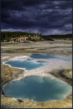 Yellowstone Prismatic Areas
