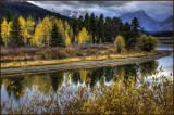 Oxbow Bend Autumn