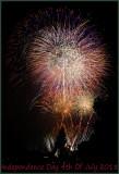 Fireworks July 4th