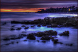 Crystal Cove Ethereal Sunset