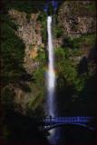 Multnomah Falls Rainbow