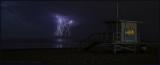 Lightning Venice Beach