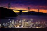 San Francisco Skyline & Bay Bridge