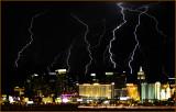 Lightning Over Sin City