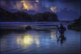Reflections of Bandon Oregon