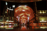 Reflections of Fremont Street