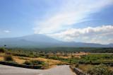 The smoking Etna
