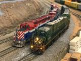 BC Rail Action