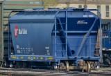 MRL 9000 series 2-bay Cement Service Hopper Cars (81 photos)