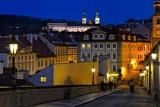 Prague - evening and night