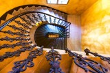 Prague - spirals and other stairs