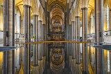 Baptismal font reflections