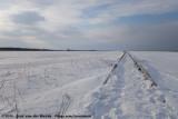 Lake Furen in winter