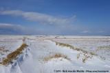 Nemuro Peninsula in winter