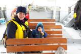 José & Rens at an Eagle Cruise