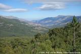 View from Col de Vergio