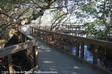 The boardwalks of Sanibel Island