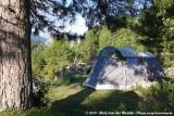 Camping at l'Acciola