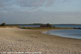 Fort Island Beach in Low Season