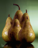 Five Pears- Some compositing work