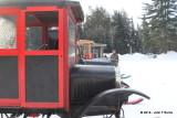 Model TT Truck Snowmobile