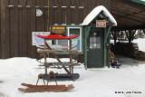 NH Snocar Skis and Parts